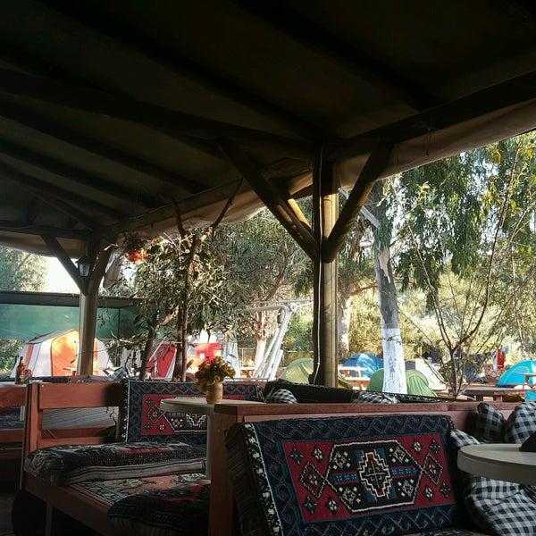 9/14/2016 tarihinde Özgür A.ziyaretçi tarafından Azmakbasi Camping'de çekilen fotoğraf