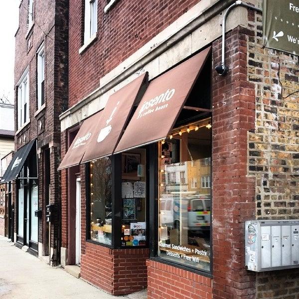 Foto tirada no(a) Ipsento Coffee House por Nathaniel M. em 1/14/2014