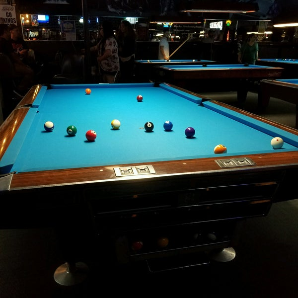 Mr  Lucky's Billiards (Now Closed) - 4 tips