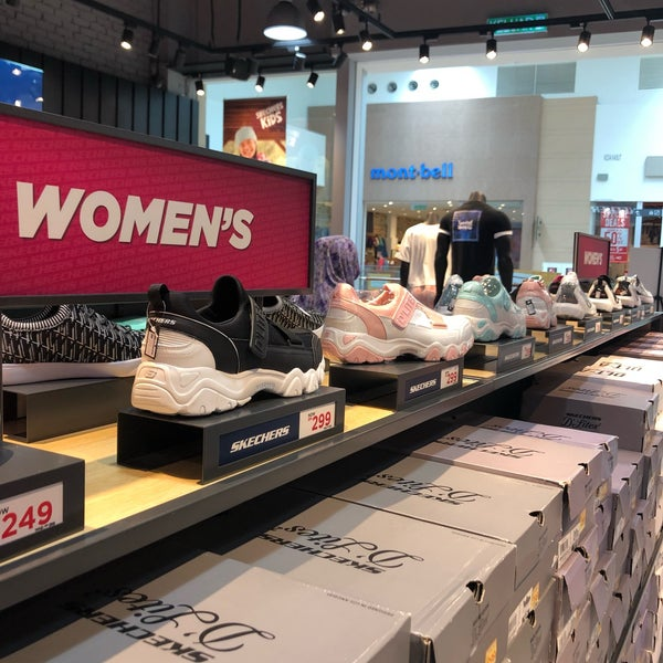 promo code 05858 547e0 Skechers - Outlet Store in Sepang