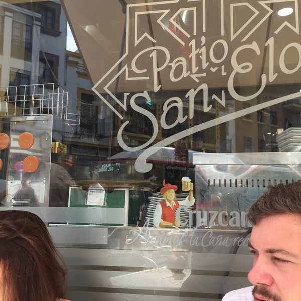 Photos At Patio San Eloy Santa Catalina Tapas Restaurant In Sevilla