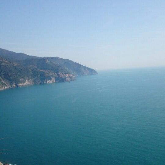 Terrazza Belvedere Riomaggiore Liguria