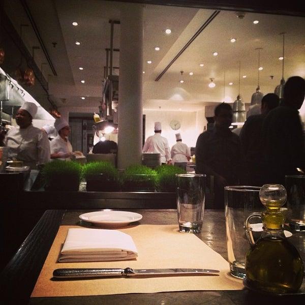 Foto tirada no(a) Mercer Kitchen por Niels G. em 1/16/2013