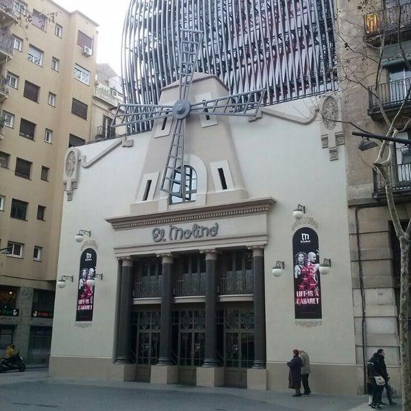 Foto tomada en El Molino por Marc M. el 12/31/2013
