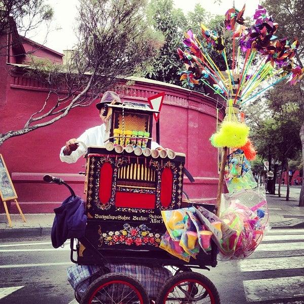 Снимок сделан в Paseo Barrio Lastarria пользователем Jorge P. 3/30/2013