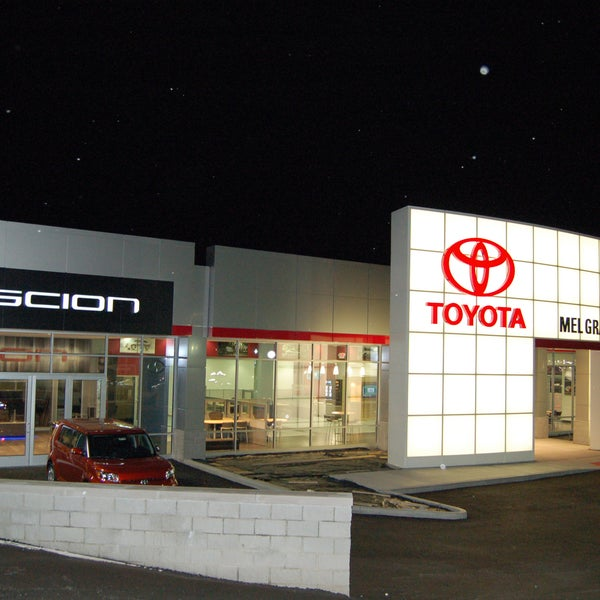 Mel Grata Toyota Now Closed Auto Dealership In Hermitage