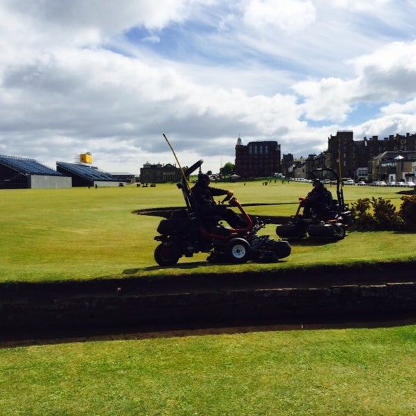 Foto tirada no(a) Old Course Hotel Golf Resort & Spa por Anthony S. em 5/24/2015