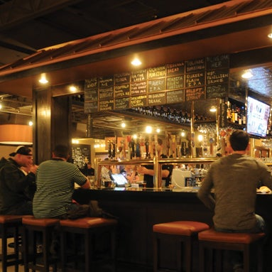 Overall the place kind of feels like Pub Fiction's older and more mature sibling. The owners also do a great job of informing the customers of just what type of beer they are getting into.