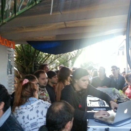 1/25/2014 tarihinde Matias L.ziyaretçi tarafından Mute Club de Mar'de çekilen fotoğraf