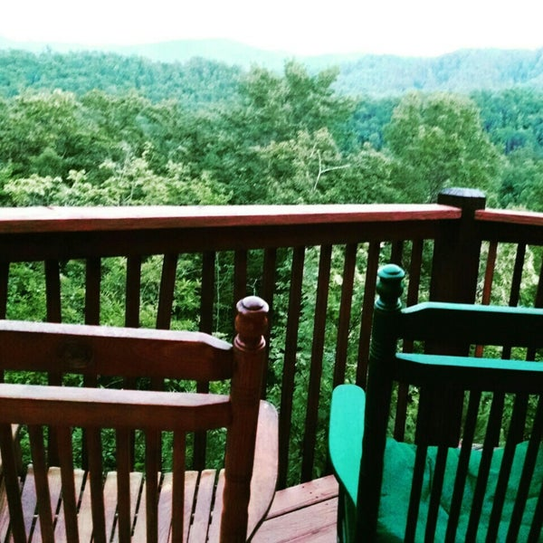 Photos at Majestic Views Rental Cabin by American Patriot Getaways