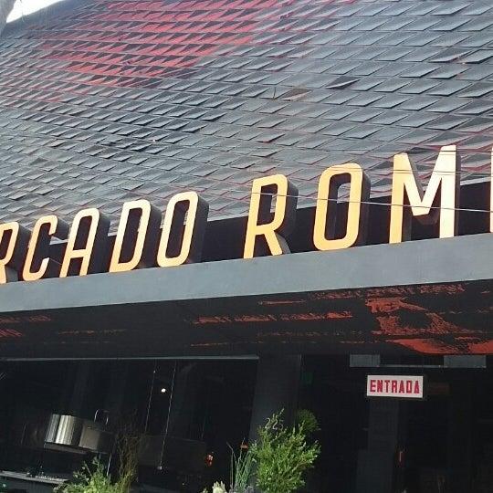 5/21/2014에 Roberto A.님이 Mercado Roma에서 찍은 사진