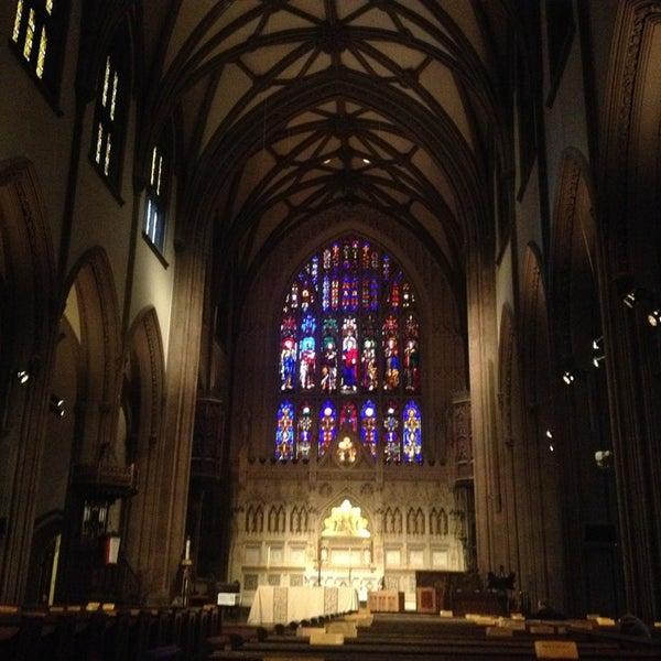 Foto scattata a Trinity Church da yoichi y. il 3/11/2013