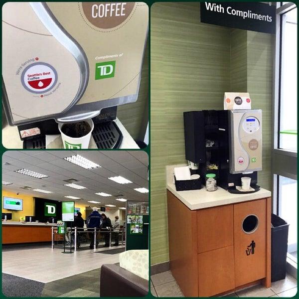 Photos at TD Canada Trust - 5261 Hwy 7, #B101