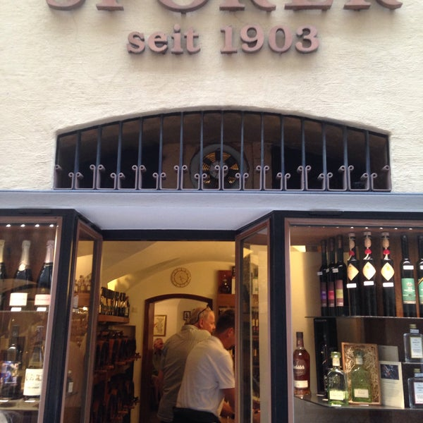 Old authentic place! Ask for recommendations if you don't know what to choose. Great choice of schnapps!
