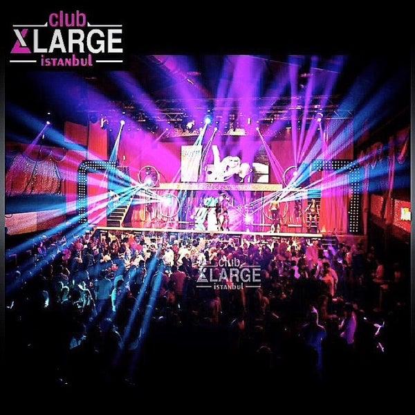 Foto diambil di XLarge Club İstanbul oleh ..... .. pada 11/8/2014