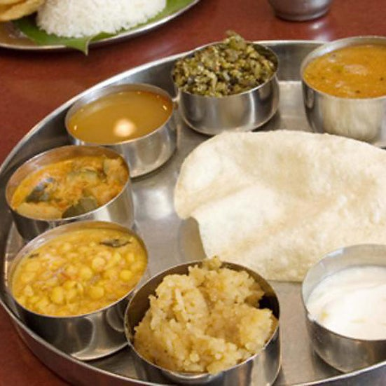 Nestled between sari shops and South Asian grocery stores on Hillcroft, this popular spot offers fresh and fiery-hot vegetarian fare in the tradition of South India.