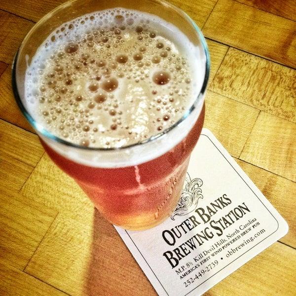 9/16/2013에 Kevin B.님이 Outer Banks Brewing Station에서 찍은 사진