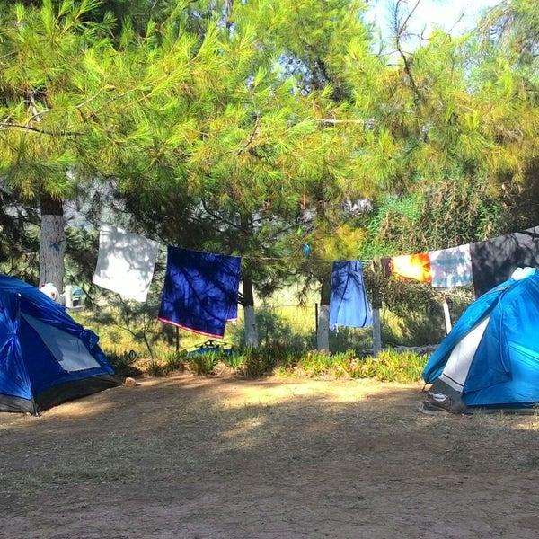 7/23/2017 tarihinde Erdem K.ziyaretçi tarafından Azmakbasi Camping'de çekilen fotoğraf