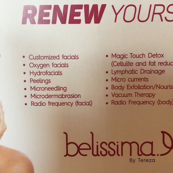 Belissima by Tereza - 1 tip from 3 visitors