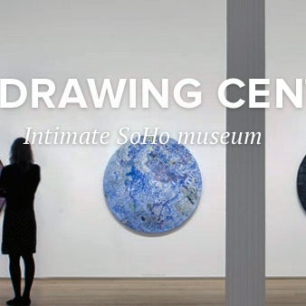 A beautiful, small and intimate art center.