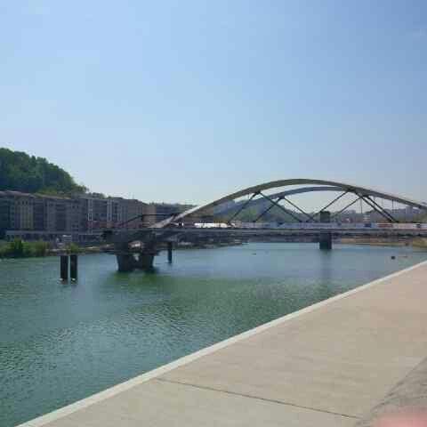Photos At Pont Schuman Lyon Rhone Alpes