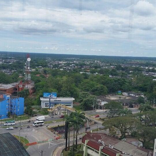 Foto scattata a GHL Grand Hotel Villavicencio da Fernando R. il 8/29/2014