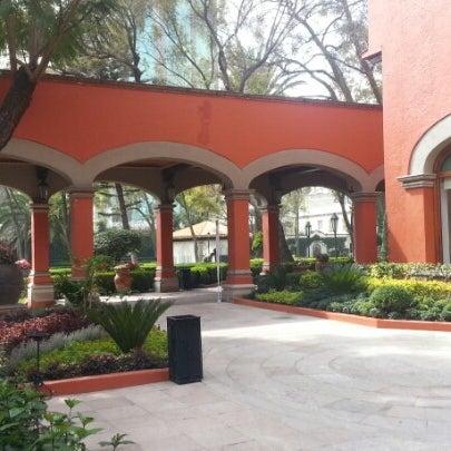 1/22/2013 tarihinde Fernando R.ziyaretçi tarafından Hacienda de Los Morales'de çekilen fotoğraf