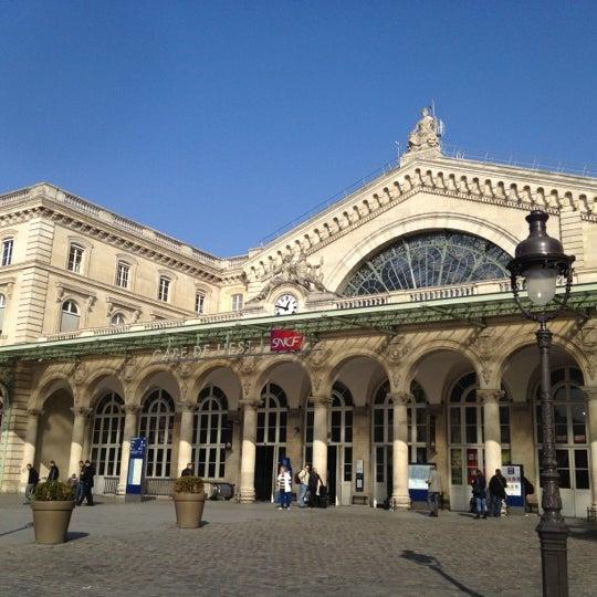 Paris Gare Du Nord Train Station Luggage Storage: Gare SNCF De Paris Est