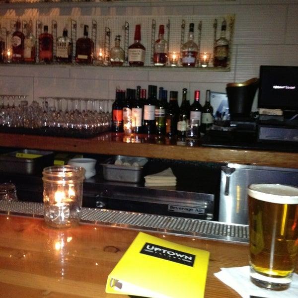 Das Foto wurde bei Uptown Tavern von Chris L. am 1/29/2013 aufgenommen