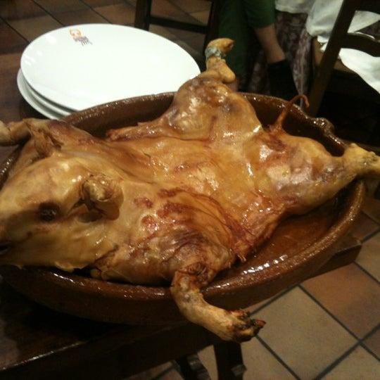 6/9/2012에 Kyunghee L.님이 Restaurante José María에서 찍은 사진