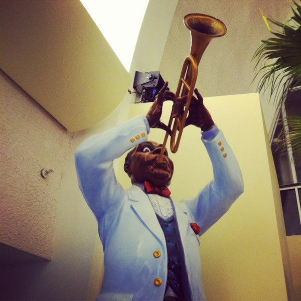 Foto scattata a Louis Armstrong New Orleans International Airport (MSY) da deestiv il 3/19/2013