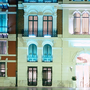Exclusiveness in the heart of Valencia, set in a 19th-century building, the Hotel Hospes Palau de La Mar features a striking lobby, a Bodyna Spa and Ampar Restaurant.