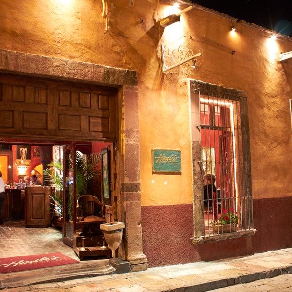 Photo taken at Hank's San Miguel de Allende by Hank's San Miguel de Allende on 4/25/2017