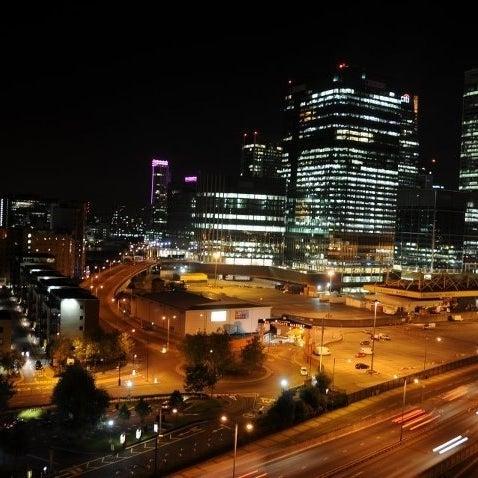 Foto scattata a Canary Wharf da Seda A. il 12/1/2012