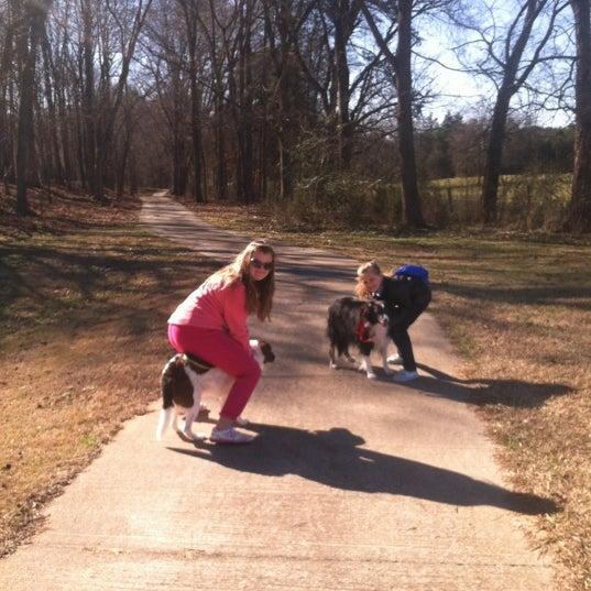 Foto scattata a Anne Springs Close Greenway da Molly G. il 12/22/2012