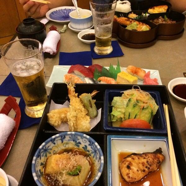 2/28/2014にVincent L.がTanabe Japanese Restaurantで撮った写真