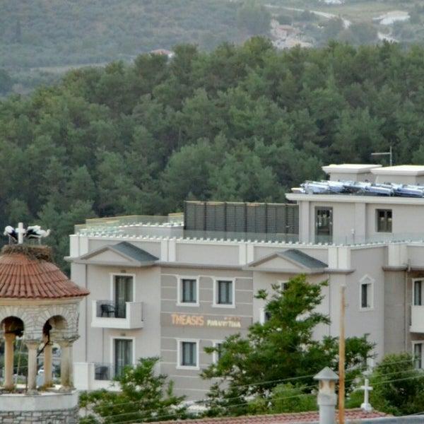 thesis hotel paramythia