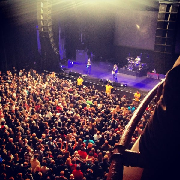 Photo prise au Hammerstein Ballroom par Will T. le1/24/2013
