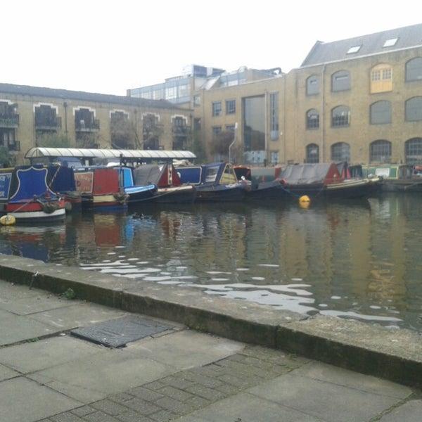 รูปภาพถ่ายที่ London Canal Museum โดย Liz W. เมื่อ 3/28/2014