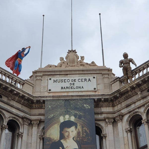 Foto diambil di Museu de Cera de Barcelona oleh Ils O. pada 4/25/2019