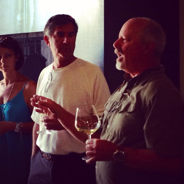 Photo taken at Kosta Browne Winery by Claire L. on 8/8/2014