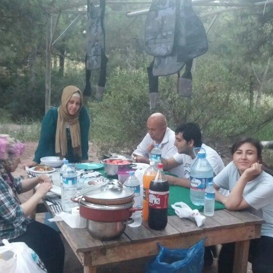 Foto diambil di Natura Paintball oleh Metin Ş. pada 7/12/2014