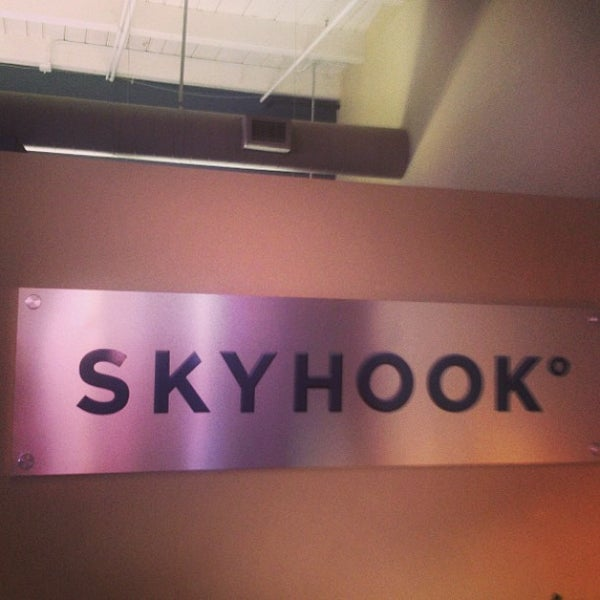 skyhook wireless 2013