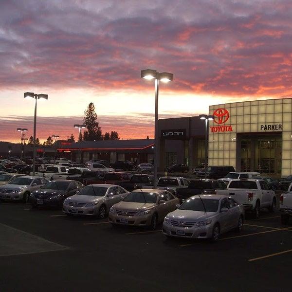Photo Taken At Parker Toyota By On 9 22 2017