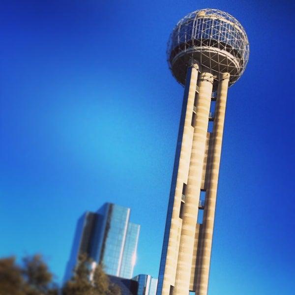 3/3/2013にDaniel P.がReunion Towerで撮った写真