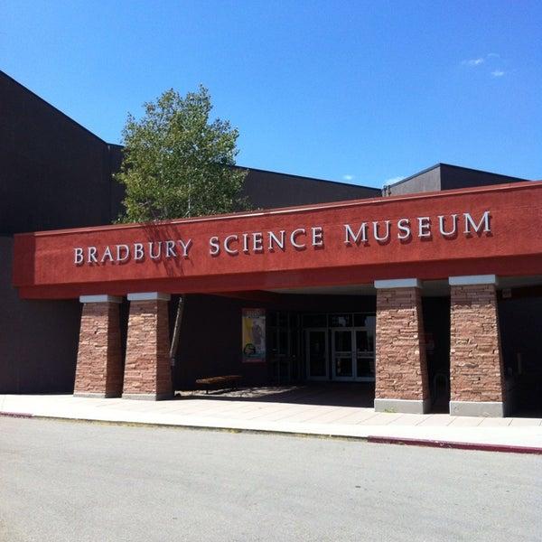 Photo taken at Bradbury Science Museum by Eric L. on 8/23/2013