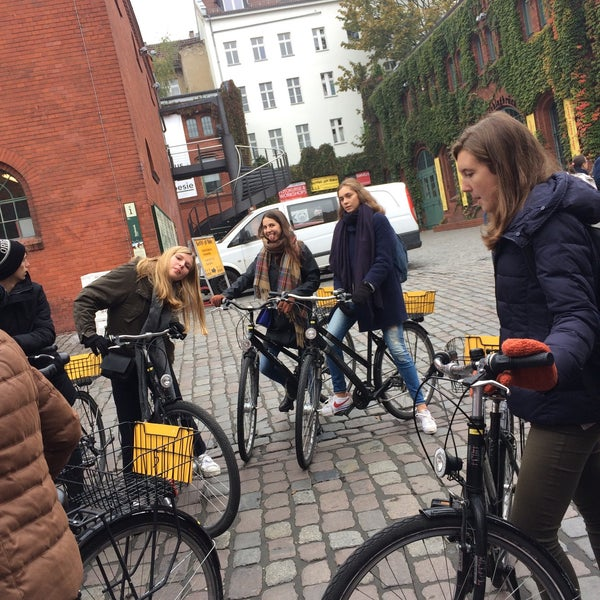 Photo prise au Berlin on Bike par Juliette D. le10/25/2016