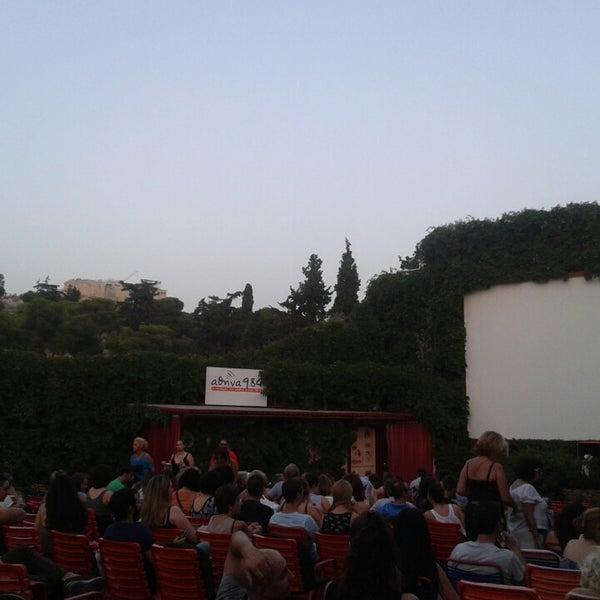 Photo prise au Cine Thisio par Nikos F. le6/25/2014