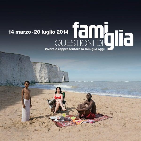 In arrivo la nuova mostra QUESTIONI DI FAMIGLIA. Vivere e rappresentare la famiglia oggi >>> OPENING - Giovedì 13 marzo 2014, ore 19.00. Ingresso libero.