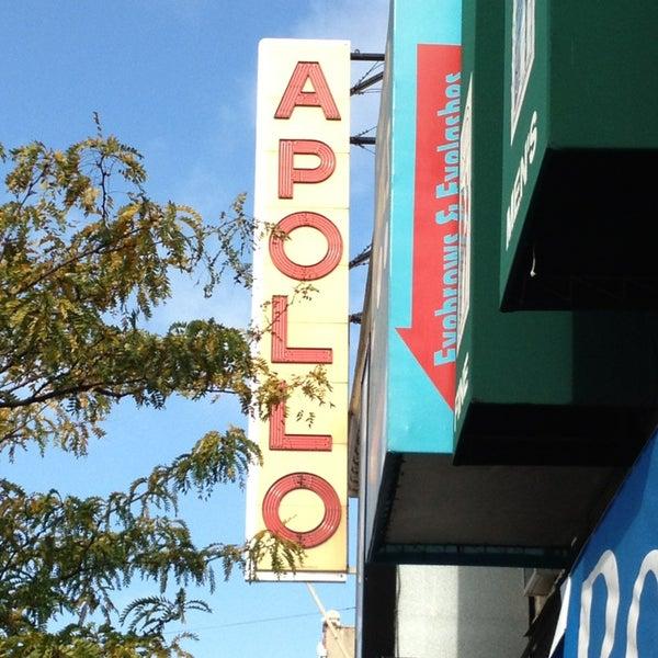 3/27/2013 tarihinde Michael S.ziyaretçi tarafından Apollo Theater'de çekilen fotoğraf